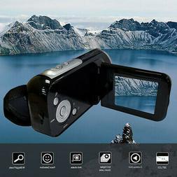 Video Camcorder HD 1080P Handheld Digital Camera 4XDigital Z