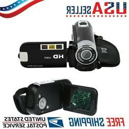 Video Camcorder HD 1080P Handheld Digital Camera 4/16X Digit