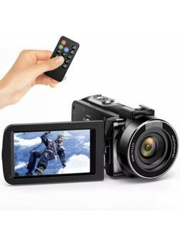 Andoer Video Camera Camcorder, Digital Camera Recorder FHD 1