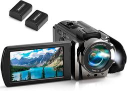 Video Camera Camcorder kimire Digital Camera Recorder Full H