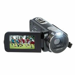 Video Camera Camcorder Digital Vlogging Camera Recorder,Kimi