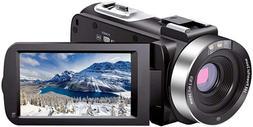 Video Camera Camcorder Full Hd 1080P 30Fps 24.0 Mp Ir Night