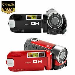 Video Camera Camcorder Vlogging Camera Full HD 1080P YouTube