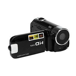 Video Camera, DV, Hometom HD 1080P 16M 16X Digital Zoom Vide