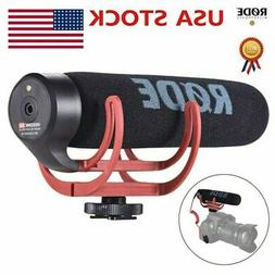 RODE VideoMic On-Camera Shotgun Microphone +Windshield for C