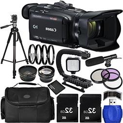 Canon VIXIA HF G40 Full HD Camcorder Bundle with Carrying Ca