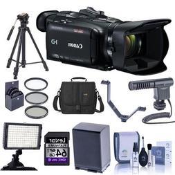 Canon VIXIA HF G40 3MP Full HD Camcorder, 20x Optical Zoom -