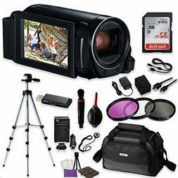 Canon VIXIA HF R800 Camcorder  Video Professional Bundle wit