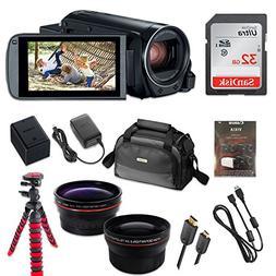 Canon VIXIA HF R800 Full HD Camcorder, CMOS Sensor, 57x Adva
