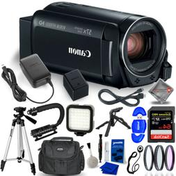 vixia hf r800 camcorder black 64gb led