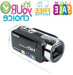 Vlogging Camera Video Camera Camcorder Digital Recorder,Kimi