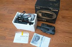 Nikon VN-760 Hi8 NTSC Analog Camcorder