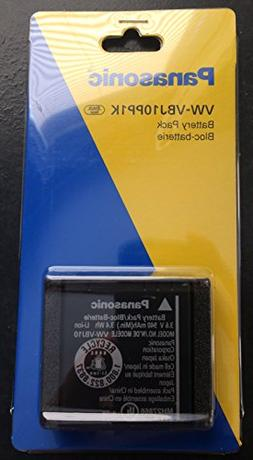 Panasonic VW-VBJ10  Rechargeable Lithium-Ion 940 mAh Battery