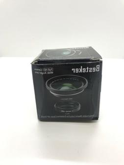Besteker W1 72MM 0.39x Professional HD Camera Camcorder Wide