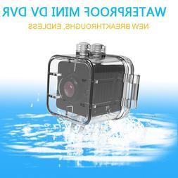 Waterproof Mini Camera SQ12 HD Sport ordinary Camera <font><