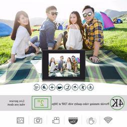 Waterproof SJ9000 Sport Action Camera Ultra 4K Wifi 1080P DV