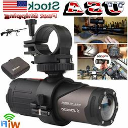 WIFI HD 1080P Sports Action Camera Bike Helmet Motorbike Cam