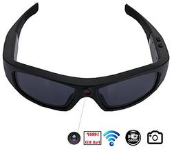 JOYCAM WIFI Sunglasses with Camera Full HD 1080P Polarized U
