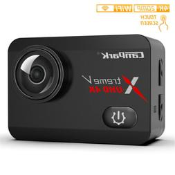 Campark X30 Native 4K 60fps Action Camera 20MP EIS Touch WiF