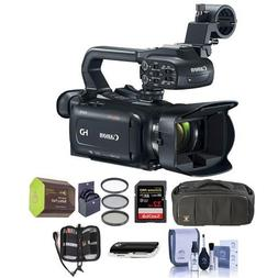 Canon XA15 Professional Camcorder with HDMI Terminal and an