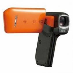 Sanyo Xacti CG10 Dual Camera HD Flash Memory Camcorder with