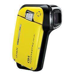 Sanyo Xacti VPC-CA9YL 9MP Digital Camera Waterproof 720P HD