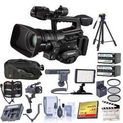 Canon XF-300 High Definition Professional Camcorder, - Bundl