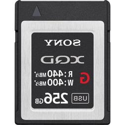 Sony Professional XQD G-Series 256GB Memory Card