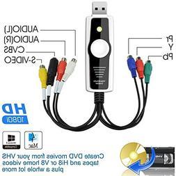 DigitNow Digital High Definition/Ypbpr VHS and Camcorder USB