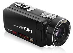 KINGEAR Z80 Puto PLDH06 24.0 MP Digital Camcorder 3.0 Inches
